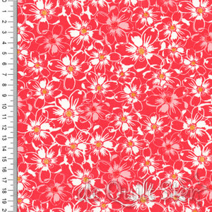 Abloom Fusion | Bed of Daisies rood/geel/wit [A-403]