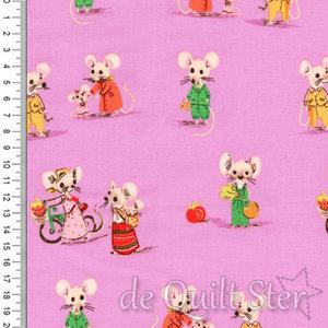 Trixie | Muisjes roze/multi [50897-5]