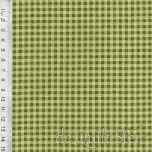 Beautifully Basics   Ruitje groen-tinten [610GGS]