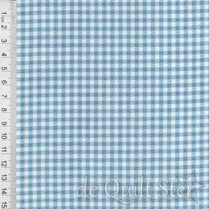 Beautifully Basics | Ruitje zacht blauw [610BB2]