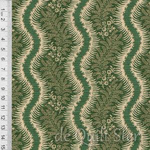 Journey to America | Fringe Stripe groen [0894-0115]
