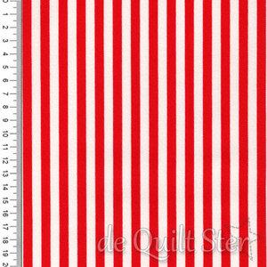 Clown Stripe | Rood [3584-Red]