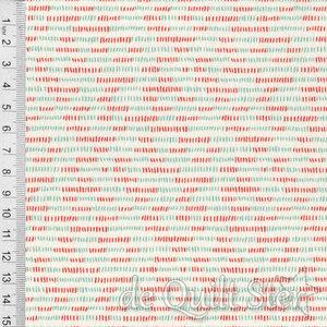 Hello My Friend   Stripes blue/red [17947-15]