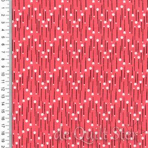Sewn With Charm | ZigZag Stripes peach [18004-144]