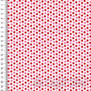 Badda Bing! | Stippen roze/rood [22343-26]