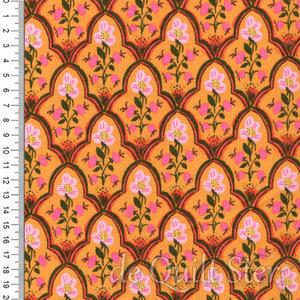 Malibu   Trellis oranje/roze [52151-20]