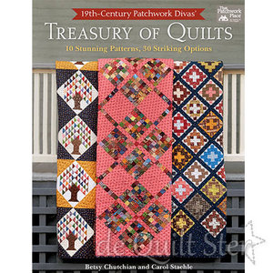 Betsy Chutchian & Carol Staehle - Treasury of Quilts