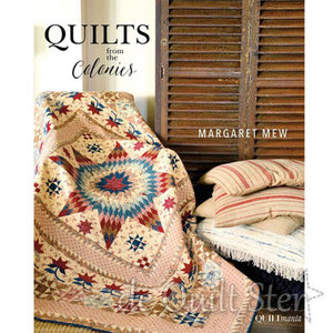 Margaret Mew - Quilts from the Colonies *OP BESTELLING*