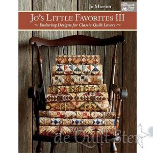Jo Morton - Jo's Little Favorites III