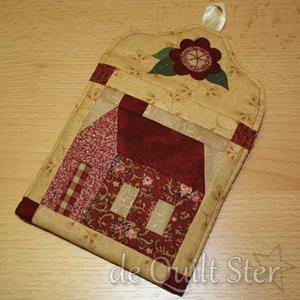 Quilt Ster Pakket Zakje 'Home Sweet Home'