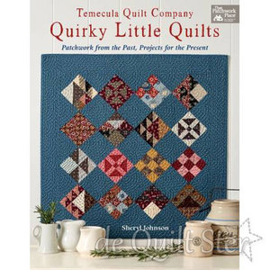 Sheryl Johnson - Quirky Little Quilts / Temecula