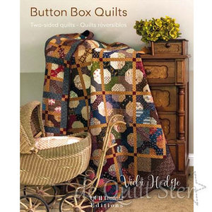 Vicky Hodge - Button Box Quilts *OP BESTELLING*