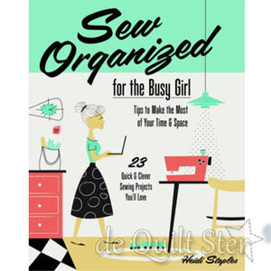 Heidi Staples - Sew Organized