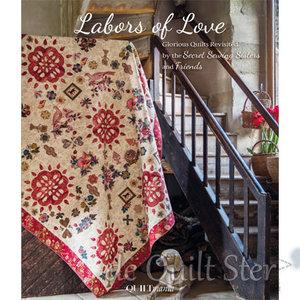 Secret Sewing Sisters - Labors of Love *OP BESTELLING*