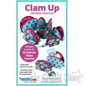 ByAnnie   Clam Up