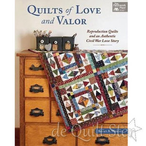 Becky Wright - Quilts of Love and Valor