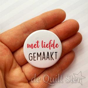 Button Met Liefde Gemaakt