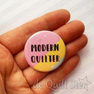 Button Modern Quilter