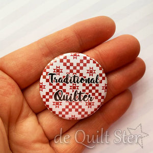 Button Traditional Quilter