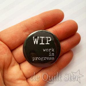 Button W.I.P. [Work In Progress]