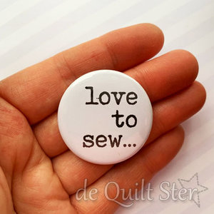 Button Love to Sew...