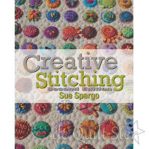 Sue Spargo - Creative Stitching