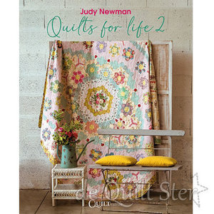 Judy Newman - Quilts for Life 2