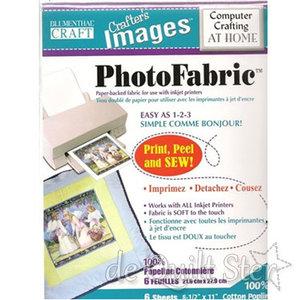 PhotoFabric voor InkJet (fotostof)