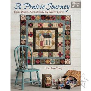 Kathleen Tracy - A Prairie Journey
