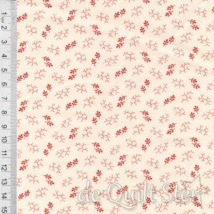 Elinores Endeavor   Shirting creme/roze [31614-12]