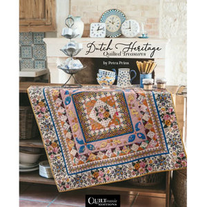 Petra Prins - Dutch Heritage Quilted Treasures