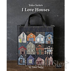 Yoko Saito - I Love Houses