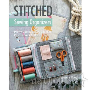 Aneela Hoey | Stitched Sewing Organizers