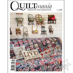Quiltmania #142 maart/arpil 2021 *OP BESTELLING*