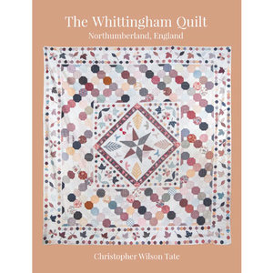 Christopher Wilson - Tate | The Whittingham Quilt - patroon booklet