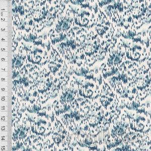 Annabella | Motif Ikat White [9721L]