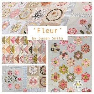 Susan Smith | Fleur Quilt - patroon