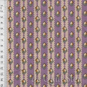 Full Circle | Leaf Stripe paars [0639-1035]