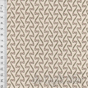 Full Circle | Squiggles beige/groen [0650-1042]