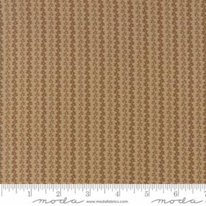 COUPON Timeless | Streep beige [38025-21] 95x110cm