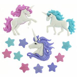 Dress It Up Magical Unicorns
