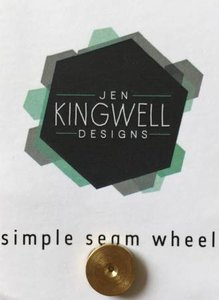 Jen Kingwell Simple Seam Wheel 1/4inch