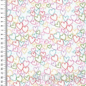 Daydream | Hearts Multi [2279W]
