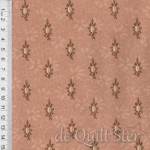 Hopewell | Medaillon Dusty Pink [38110-23]