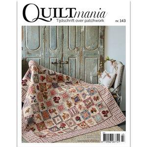Quiltmania #143 mei/juni 2021 *OP BESTELLING*