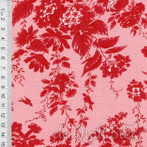 Roselyn | Bloem Groot roze/rood [14910-10]