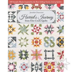 Jennifer Chiaverini - Harriet's Journey from Elm Creek Quilts *IN BESTELLING*