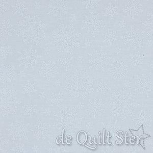 Basics Wit-op-wit | White Out Sneeuwvlokken [51694]