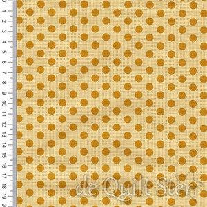 Tilda Dots | Flaxen Yellow [130029]