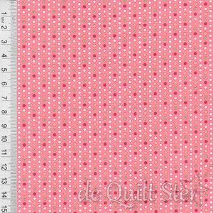 1930's Fabrics | Sprinkles pink [1155P]